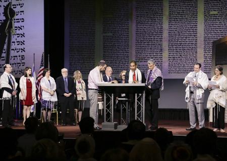 URJ Biennial 2017 Shabbat Worship