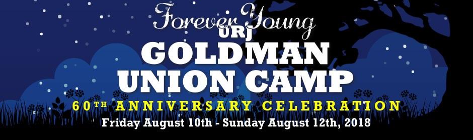 Goldman Union Camp 60th Anniversary