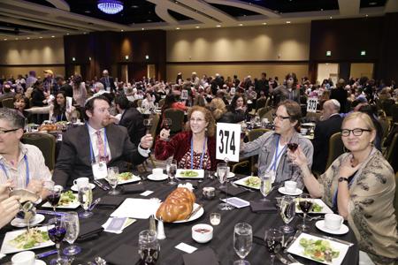 URJ Biennial 2017 Shabbat Dinner