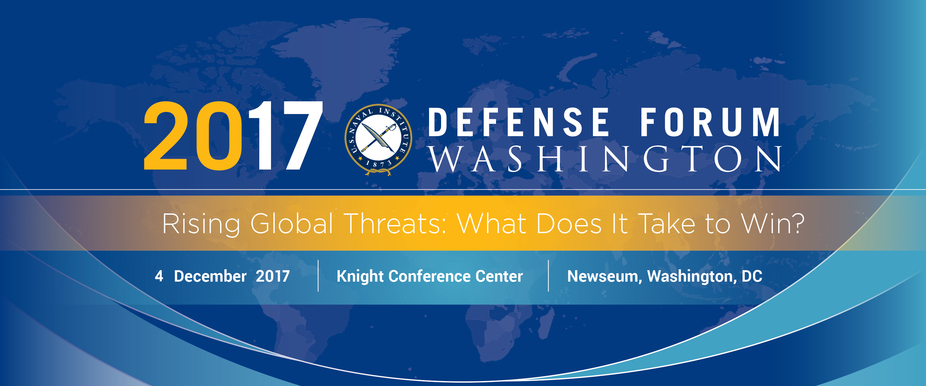 Defense Forum Washington 2017