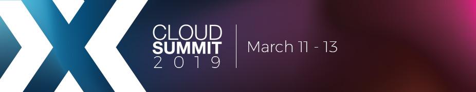 M-034399 - Cloud Summit 2019