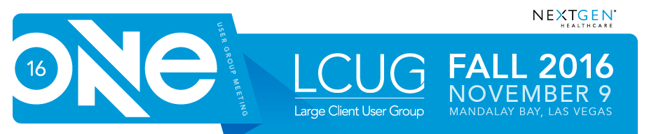 LCUG Fall 2016 Meeting