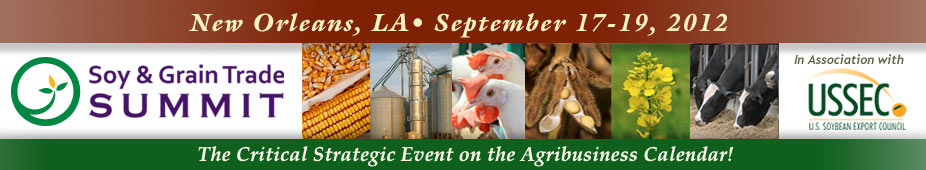 Soy and Grain Trade Summit 2012