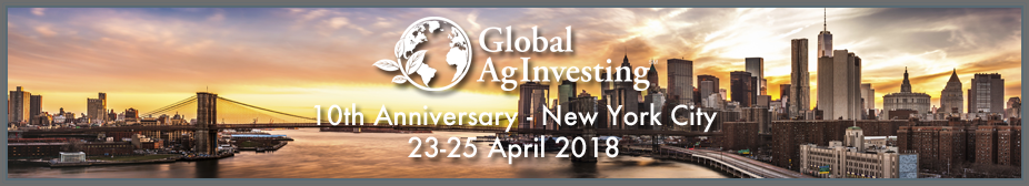 Global AgInvesting 2018