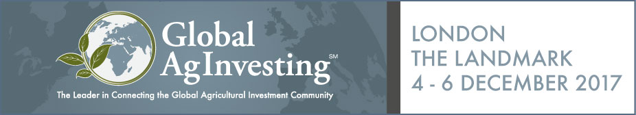 Global AgInvesting Europe 2017