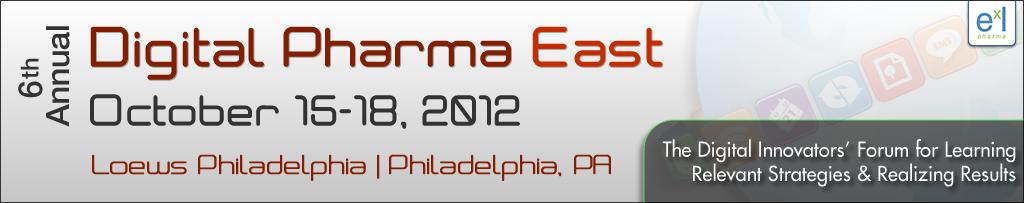 6th Annual Digital Pharma East