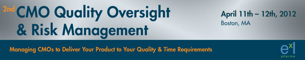 2nd CMO Quality Oversight & Risk Managment