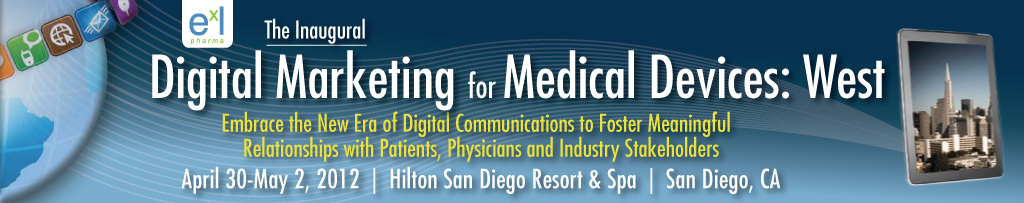 Digital Marketing for Medical Devices West