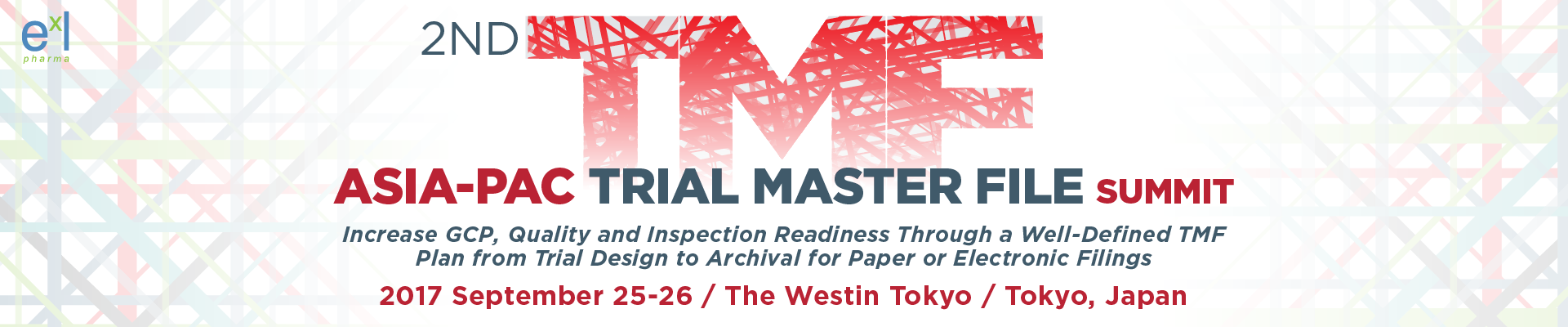 2nd Asia-PAC Trial Master File Summit