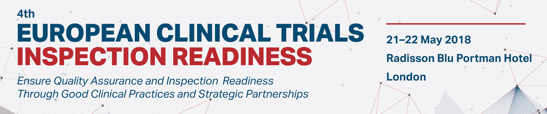 4th European Clinical Trials Inspection Readiness Summit