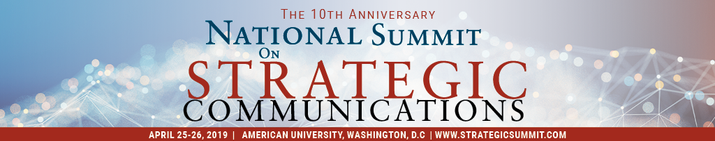 10th National Summit On Strategic Communications