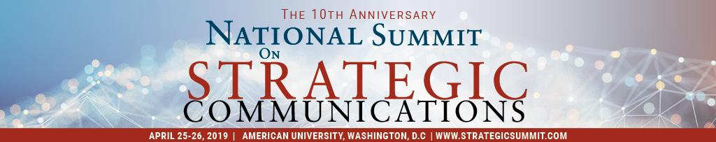 10th National Summit On Strategic Communications