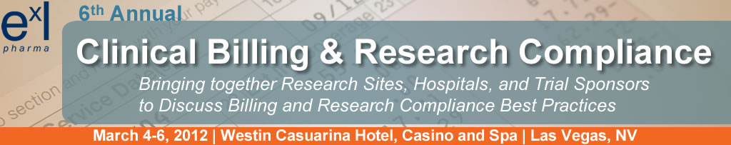 6th Annual Clinical Billing & Research Compliance