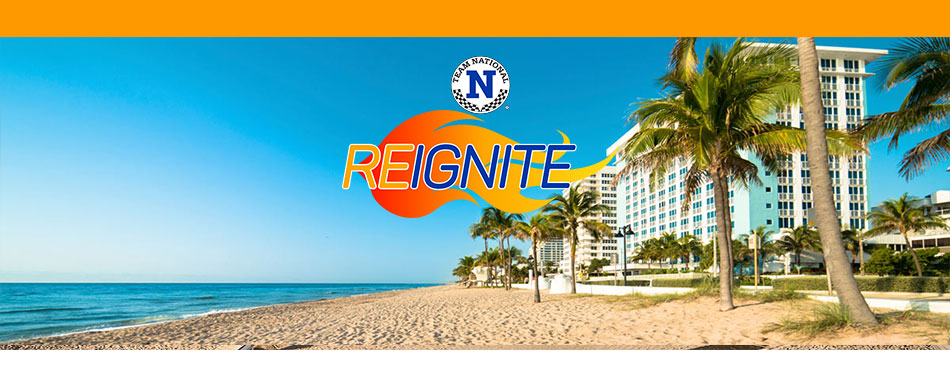 2018 Reignite Ft Lauderdale Convention