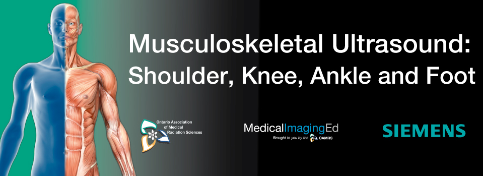 Musculoskeletal Ultrasound Workshop