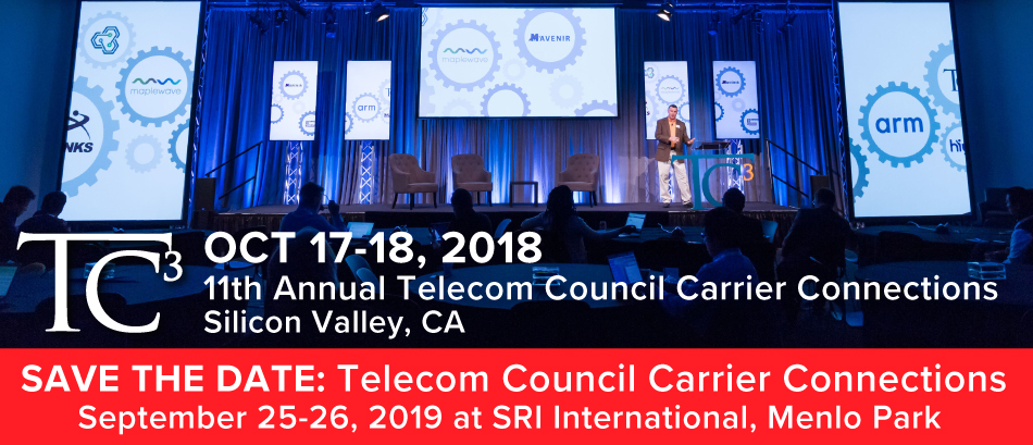 TC3: Telecom Council Carrier Connections 2018