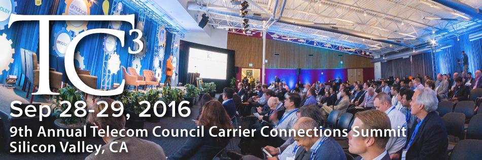 TC3: Telecom Council Carrier Connections 2016