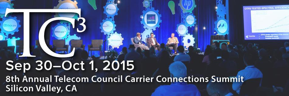 TC3: Telecom Council Carrier Connections 2015