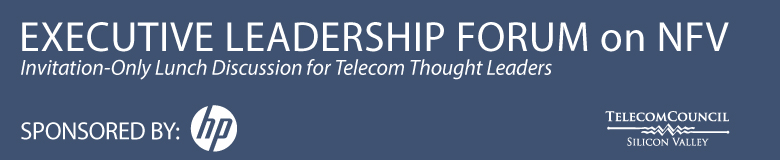 Executive Leadership Forum on NFV