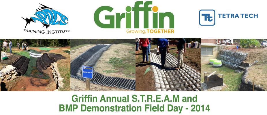 Griffin Event header