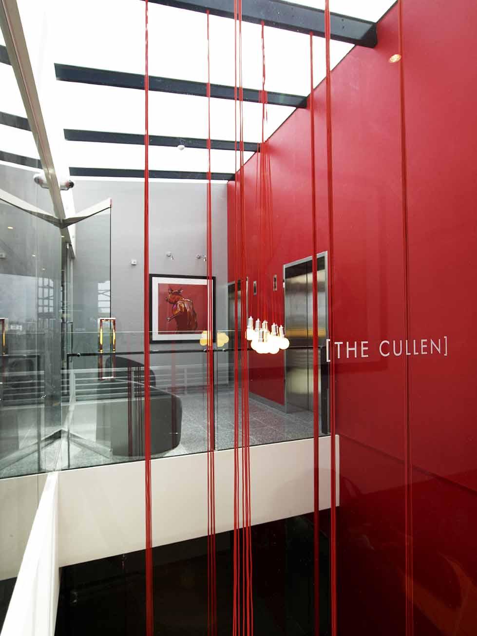 Cullen Entrance