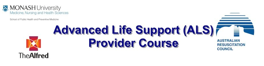 Advanced Life Support (ALS2) Provider Course DECEMBER 2016