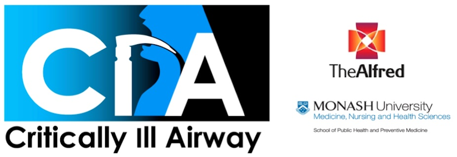 Critically Ill Airway (CIA) MAY 2015