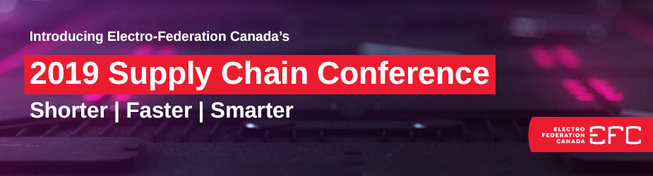EFC's Supply Chain Conference 2019