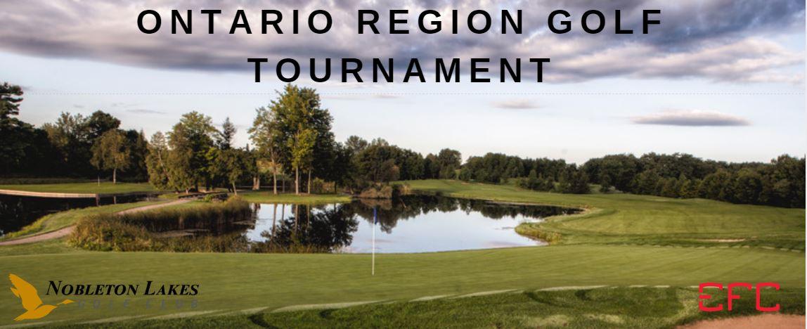 Ontario Region Golf Day - May 15, 2019