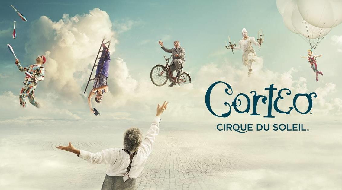 Quebec Cocktail de Noël 2018 et Corteo par la Cirque du Soleil