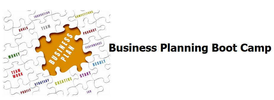 Business Planning Boot Camp