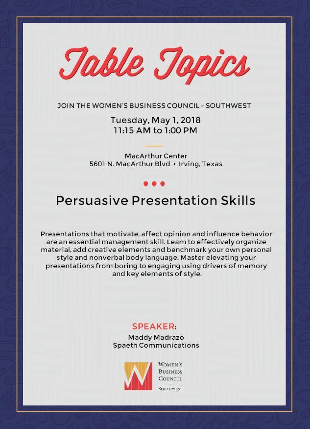 2018 May TTL Invite