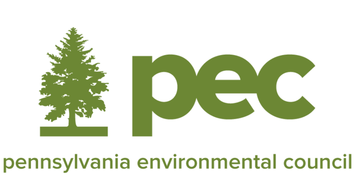 PEC logo with tagline