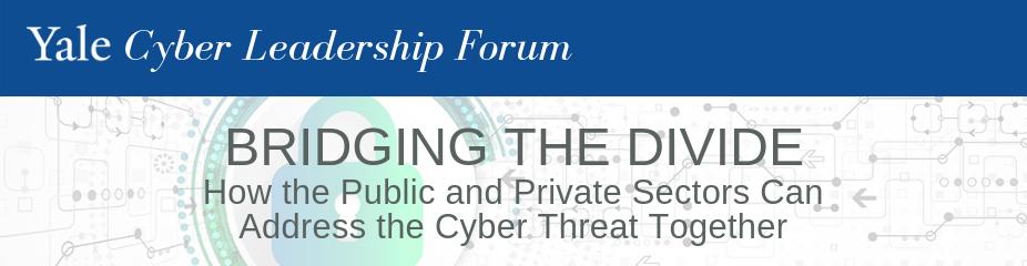 Yale Cyber Leadership Forum