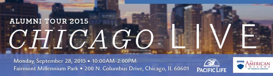 2015 Alumni Tour Chicago LIVE