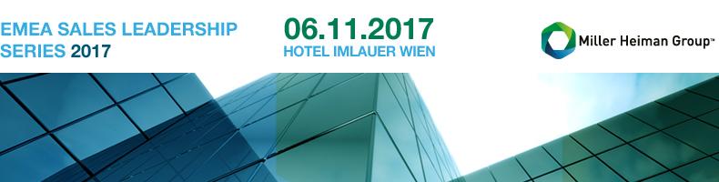 3. Sales Leadership Forum Wien