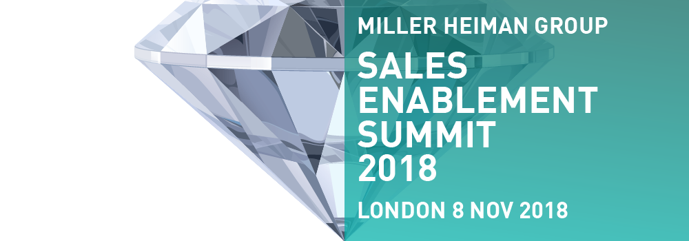 Sales Enablement Summit 2018 - London