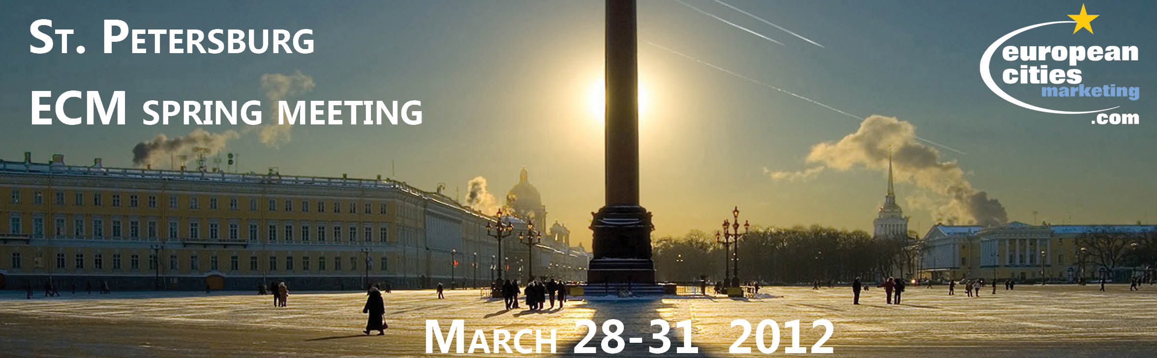 ECM Spring Meeting in St Petersburg