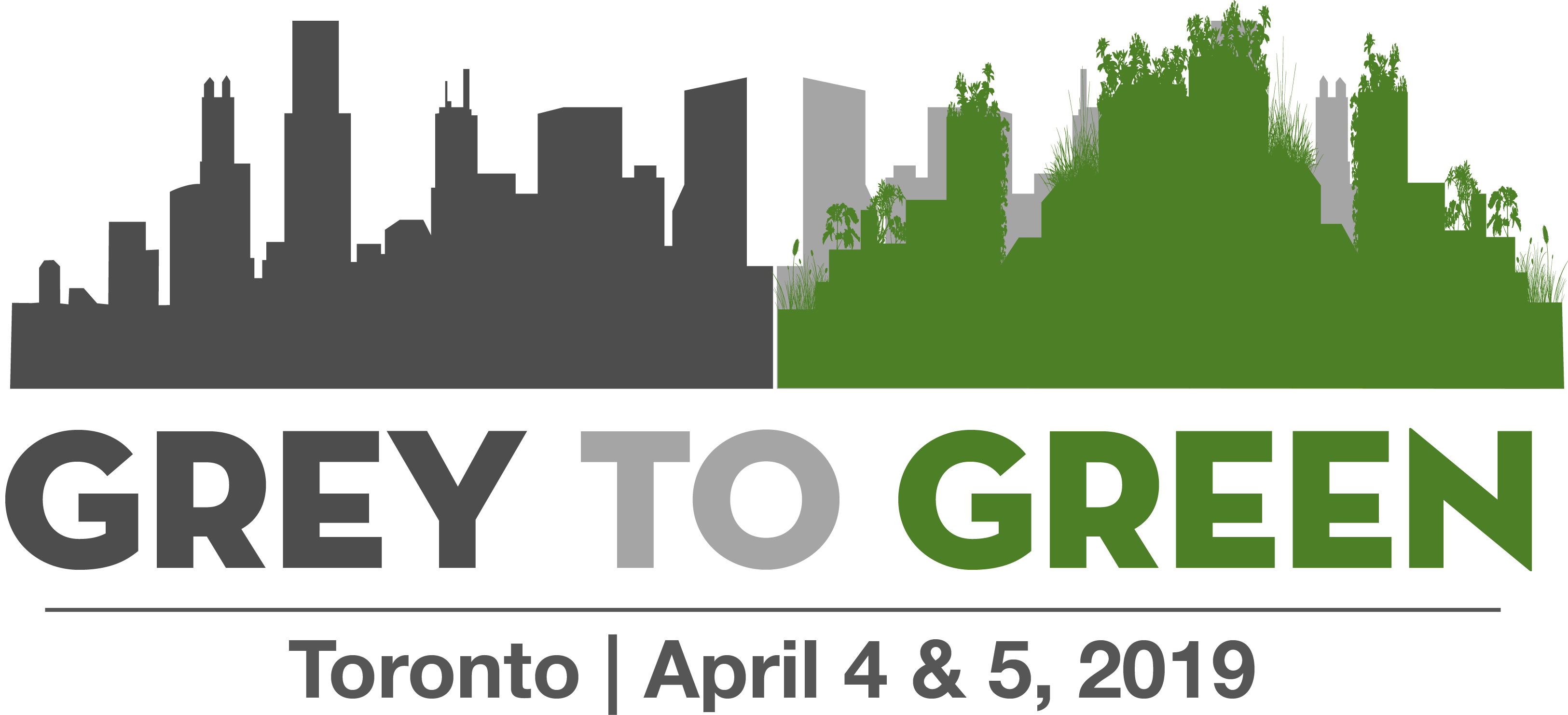 2019 Grey to Green Call for Proposals