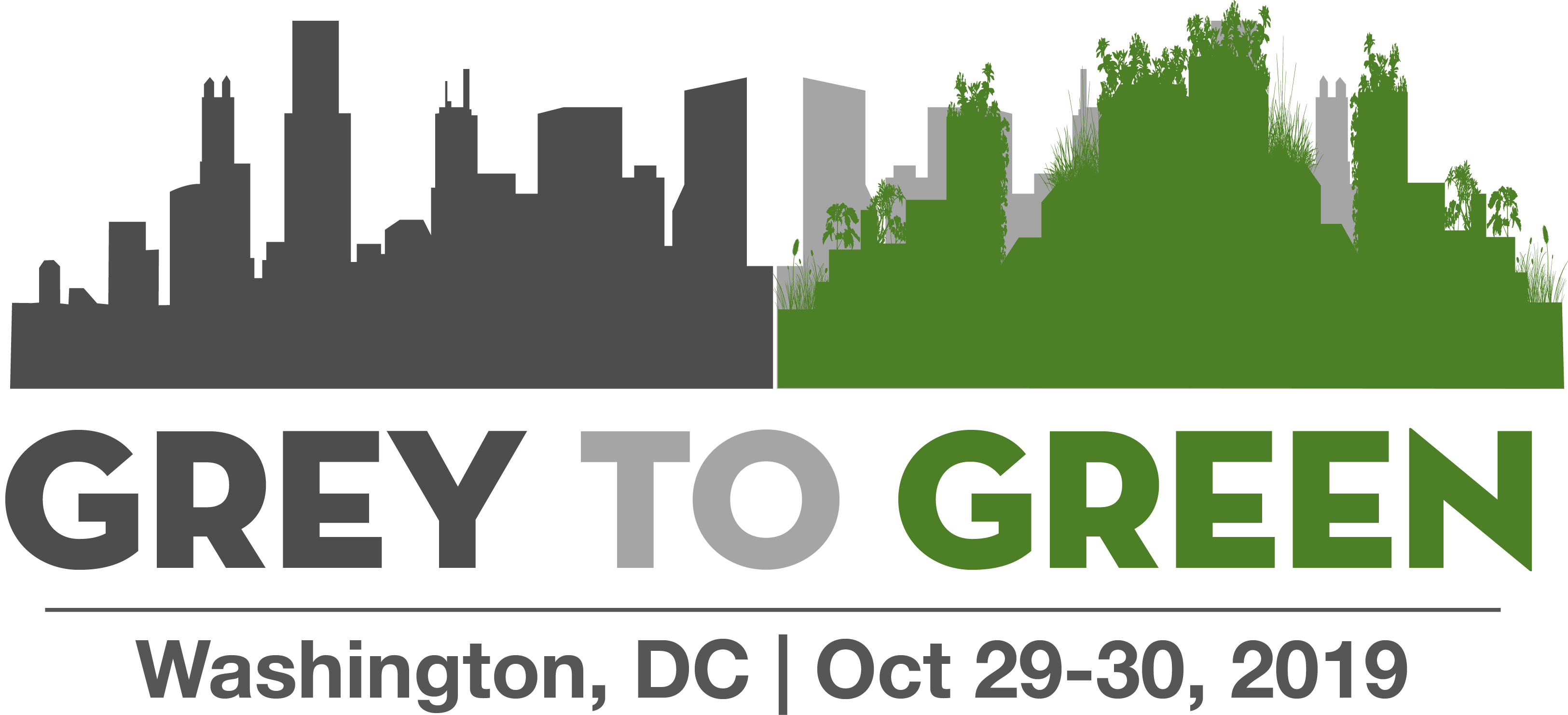 Grey to Green: DC Metro Region | Call for Proposals