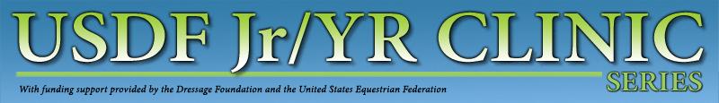 USDF Region 8 Jr/YR Clinic