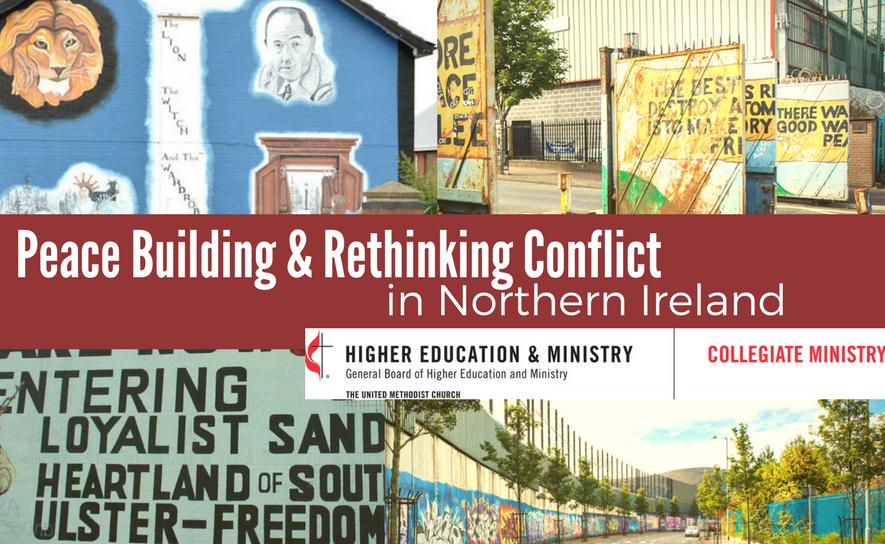 Rethinking Conflict in Northern Ireland
