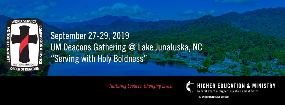 UM Deacons Gathering 2019