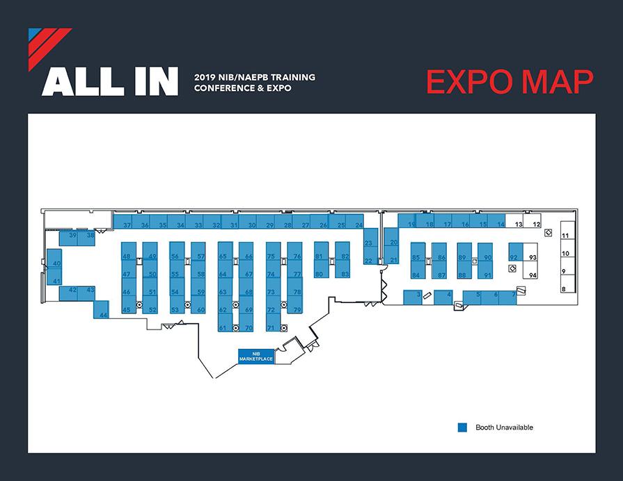 TCE19_Expo Floorplan_Final_9.30