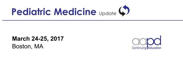 Pediatric Medicine Update