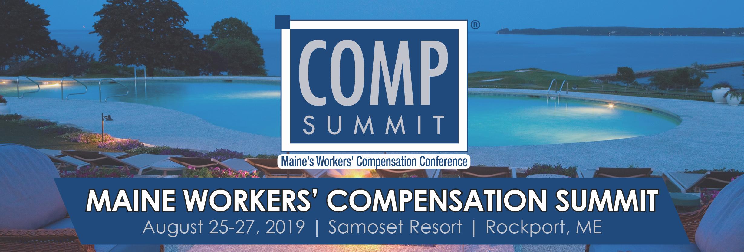 2019 Maine Comp Summit Online Registration
