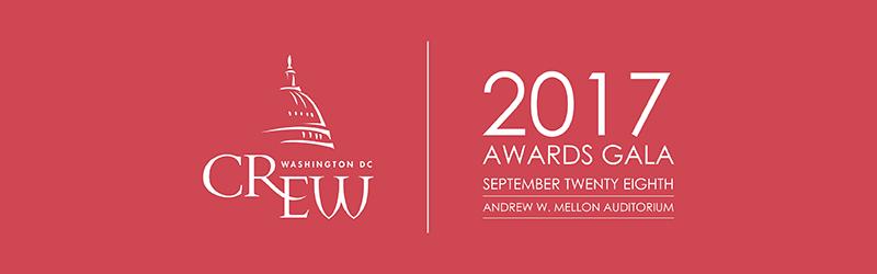 CREW DC 2017 Awards