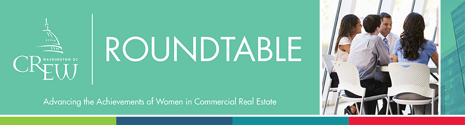 CREW DC Breakfast Roundtable: Virtual Reality Case Studies in CRE