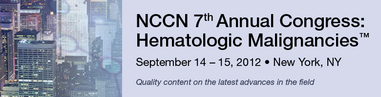 NCCN 7th Annual Congress: Hematologic Malignancies™