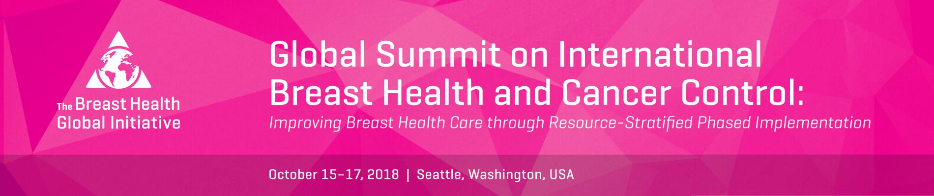 BHGI Global Summit 2018